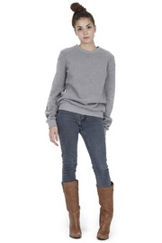 OMSK Molleton Sweatshirt - Front full body