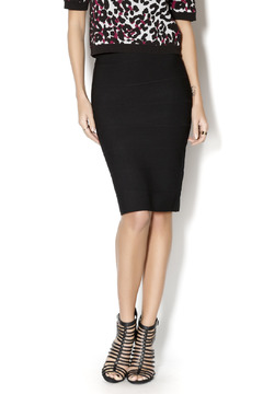 Romeo & Juliet Couture Bandage Pencil Skirt - Product List Image