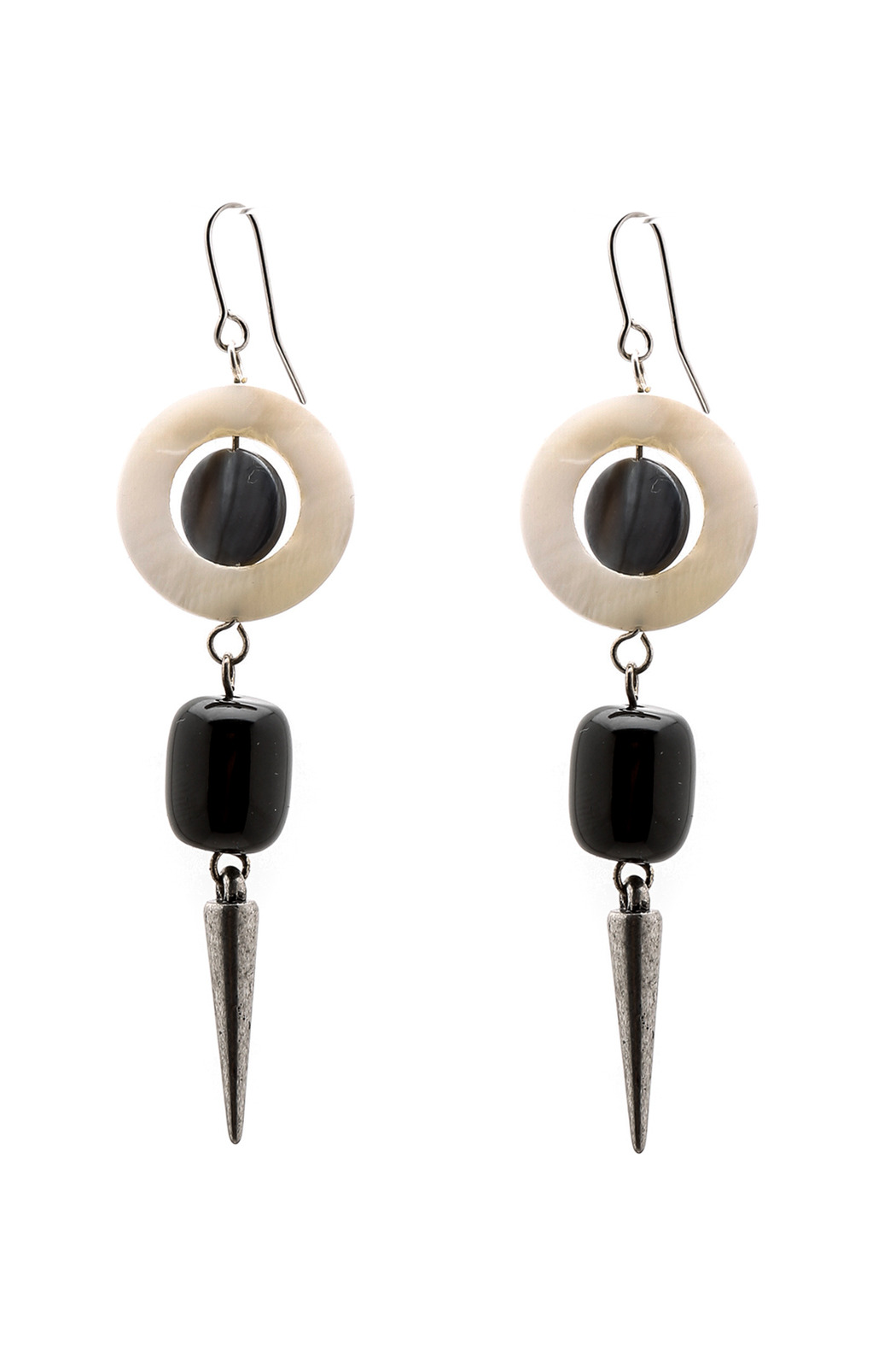andrew tessier designs deco drop earrings from alabama by cybele 39 s boutique shoptiques. Black Bedroom Furniture Sets. Home Design Ideas