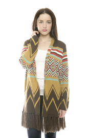 Shoptiques Product: Ethnic Cardigan