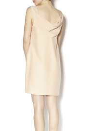 Amanda Uprichard Drape Back Dress - Product Mini Image