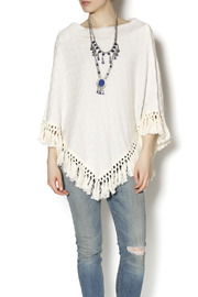 Gina Louise Jackie O Poncho - Front cropped