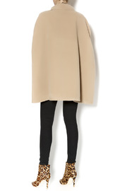 Charlie Paige Trench Coat Poncho - Side cropped