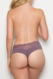 Shoptiques Product: Bliss Thong Panty - Side cropped