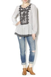 Shoptiques Product: Sweet Sophisticated Blouse - Front full body