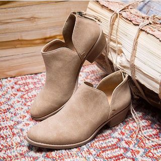 Shoptiques Product: Low Ankle Booties