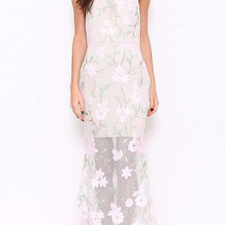 Shoptiques White Maxi Dress