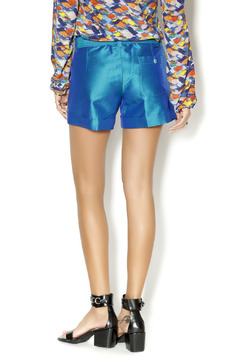 By Smith Soho Teal Shorts - Alternate List Image