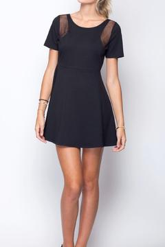 Gentle Fawn Mesh Cutout Dress - Product List Image