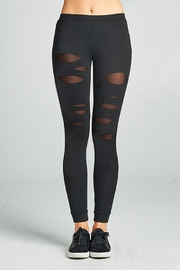 0 styleholic Cotton Jersey Leggings - Front cropped