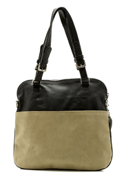 Shoptiques Product: Two Toned Bag