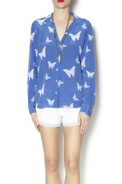 Shoptiques Product: Adalyn Butterfly Blouse