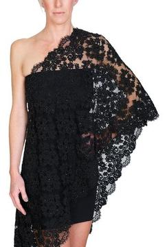 CLAIRE FLORENCE Black Beaded Lace - Product List Image