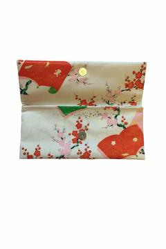 tu-anh Vintage Obi Clutch - Alternate List Image