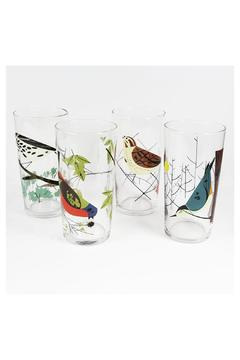 Hello World Birds Glass Set - Alternate List Image