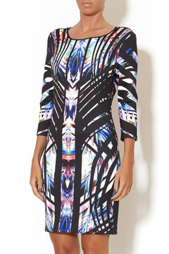 johanne Beck Lola Ebony Tropics Dress - Product List Image