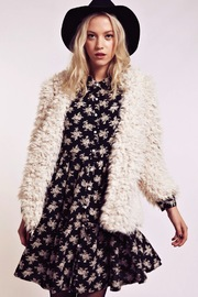 Shoptiques Product: Georgina Fur Coat