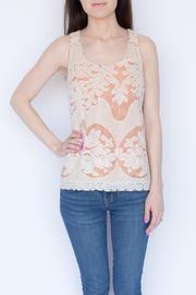 Bishop + Young Crochet Cut-Out Tank - Product Mini Image