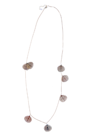 Shoptiques Product: Leaf Charm Necklace