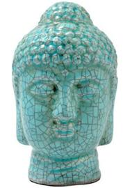 Original Source Blue Crackle Buddha - Front cropped