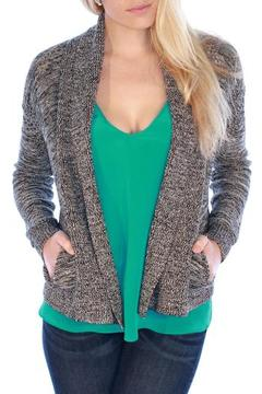 Cynthia Vincent Shawl Collar Sweater - Product List Image