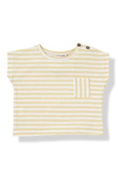 Shoptiques Product: Yellow Stripe Shirt
