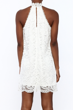 1 Funky Sleeveless Lace Dress - Alternate List Image