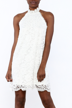 1 Funky Sleeveless Lace Dress - Product List Image