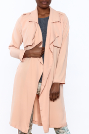 1 Funky Lightweight Trench Coat - Product Mini Image