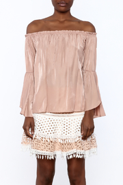 1 Funky Off-Shoulder Flowy Top - Side cropped