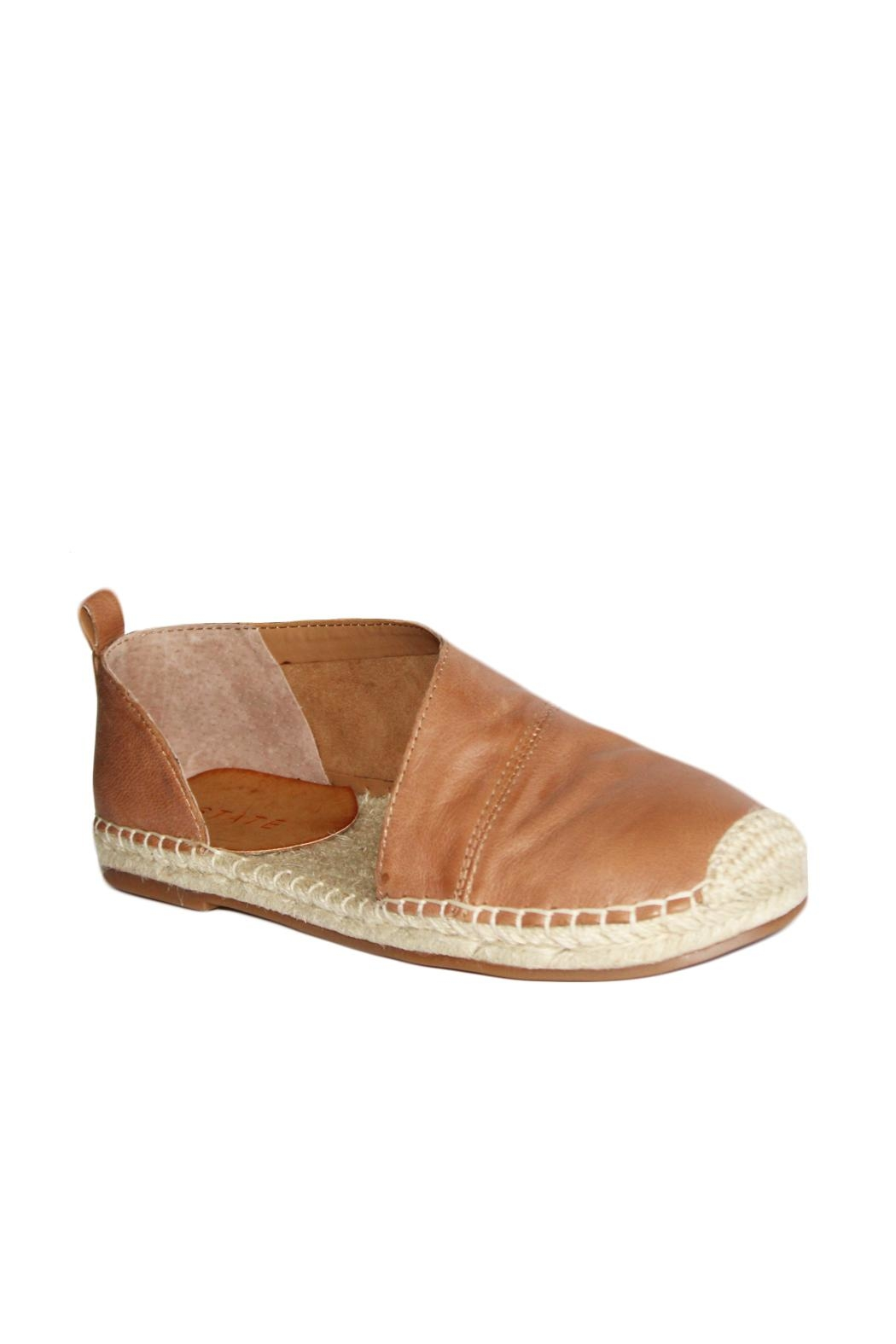 1.State Flat Espadrilles - Front Full Image