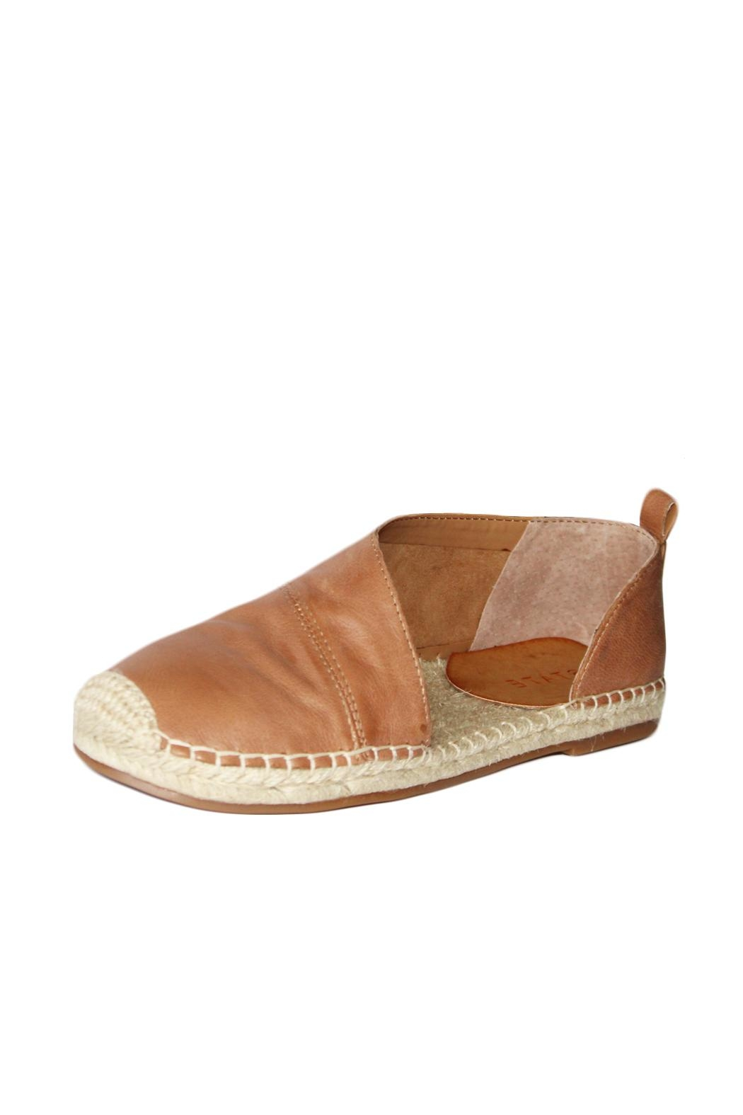 1.State Flat Espadrilles - Front Cropped Image
