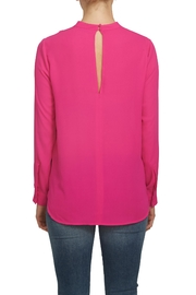 1.State Bar Neck Blouse - Front full body