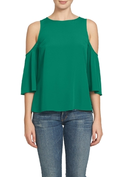 1.State Cold Shoulder Blouse - Product List Image