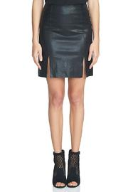 1.State Faux Leather Skirt - Product Mini Image