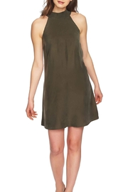1.State Mockneck Shift Dress - Product Mini Image