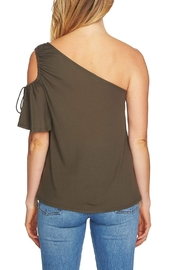1.State One-Shoulder Cut-Out - Front full body