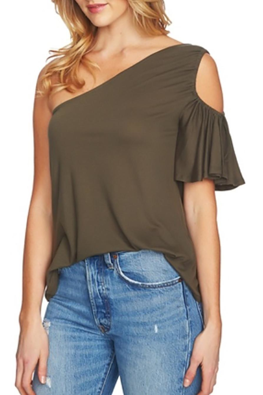 1.State One-Shoulder Cut-Out - Main Image