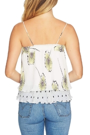 1.State Pleated Cami - Front full body