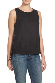 1.State Lace Up Side Tank - Product Mini Image