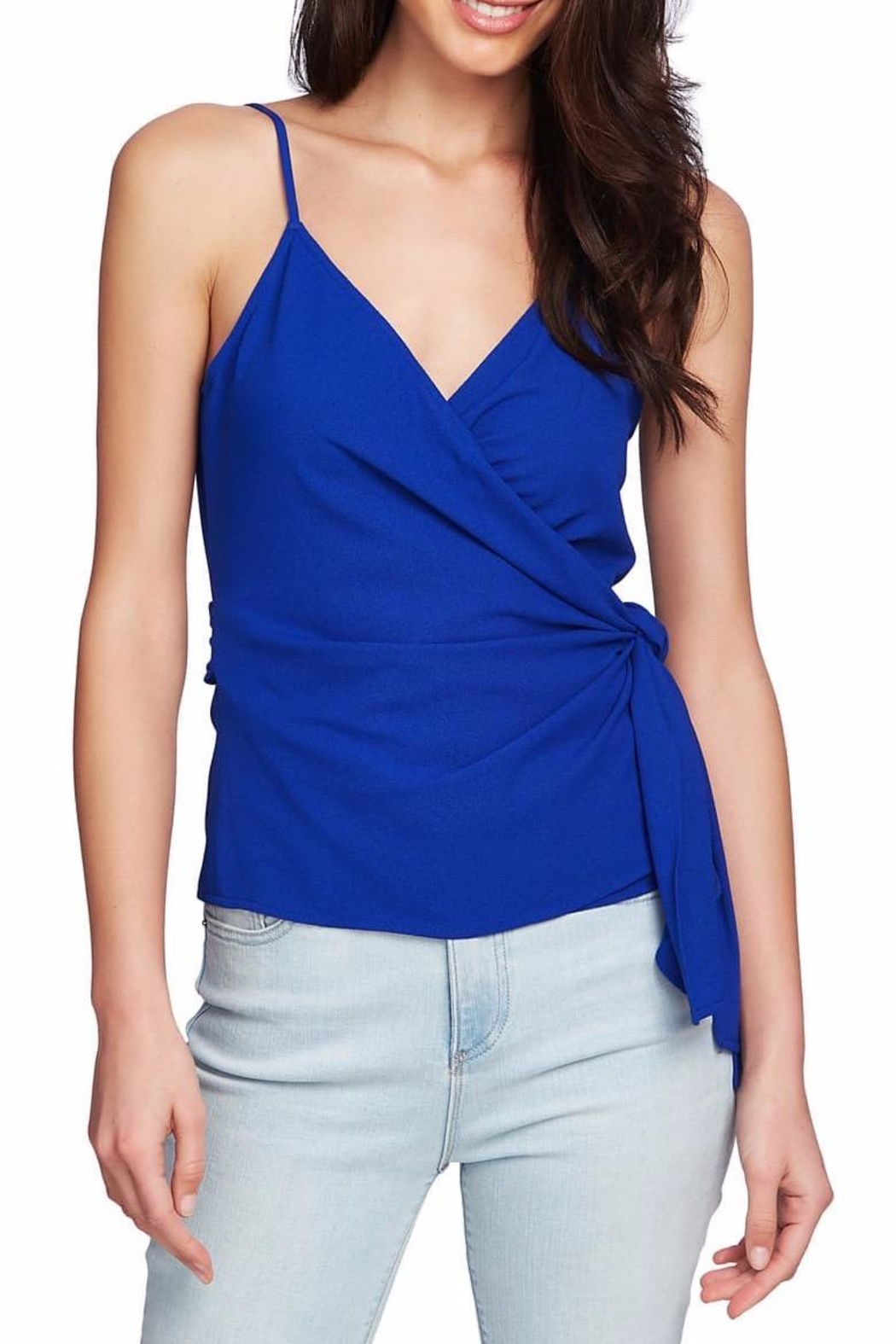1.State Wrap Front Cami - Main Image