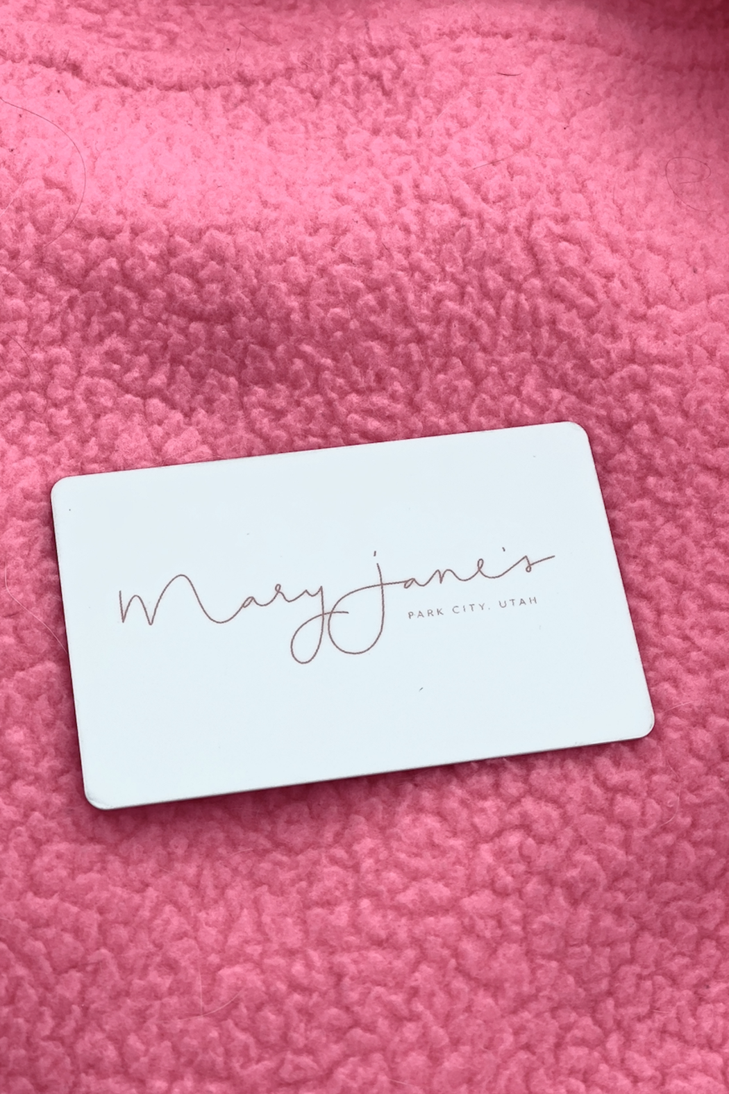 Mary Jane's $100 Gift Card - Main Image