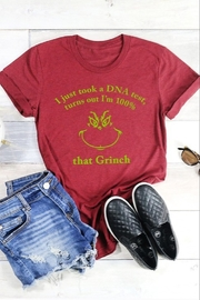 kissed Apparel 100% That Grinch - Product Mini Image