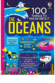 Usborne 100 Things To Know About The Oceans - Product Mini Image
