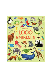Usborne 1000 Animals - Product Mini Image