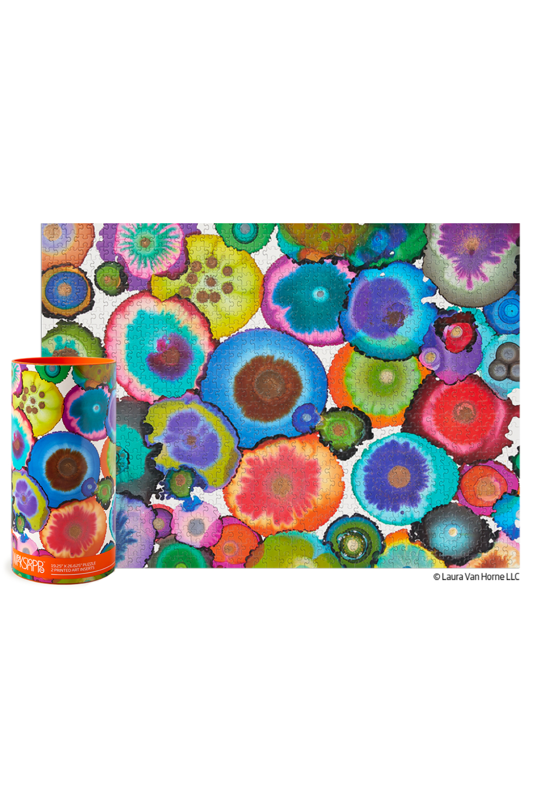 Werk Shoppe 1000 Piece Jigsaw Puzzle - Front Cropped Image