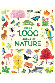 Usborne 1000 Things In Nature - Product Mini Image