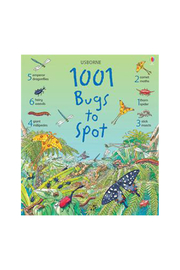 Usborne 1001 Bugs To Spot - Front cropped