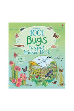 Shoptiques Product: 1001 Bugs To Spot Sticker Book