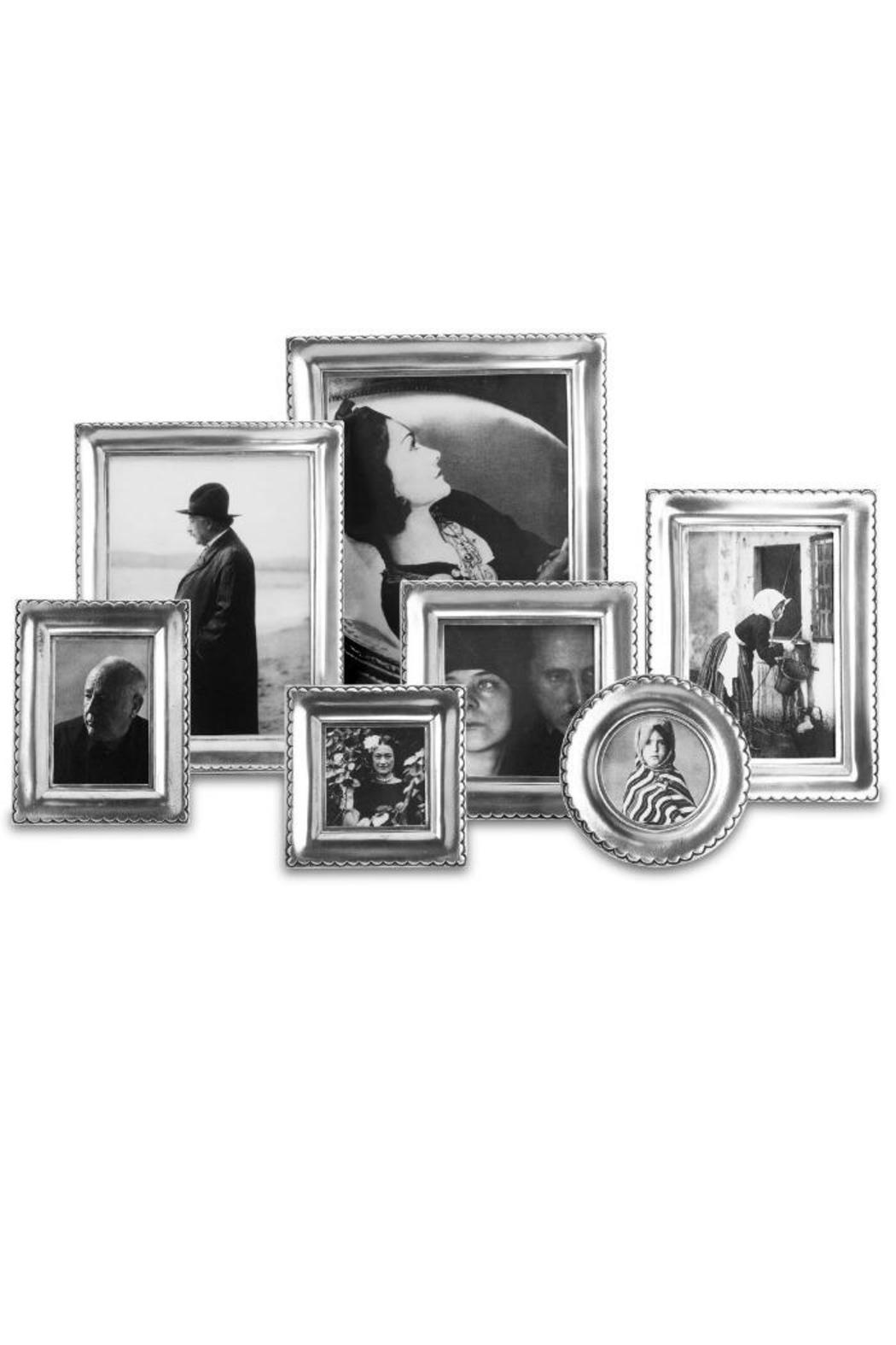 Match Pewter Pewter Trentino Frame-4x6 from Seattle by STUHLBERGS ...